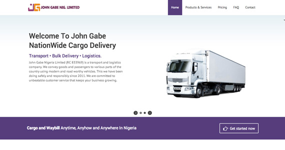 John Gabe Transport